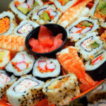A1 Mixed Sushi Plate